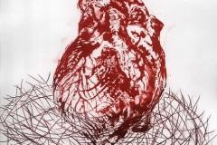 corazón nido