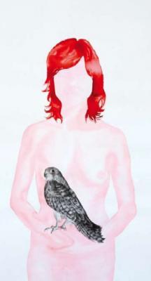 Serigrafía de Lina Vila