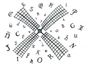 """Logotipo """"Territorio Cervantes"""""""
